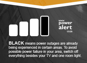 Power Alert - BLACK